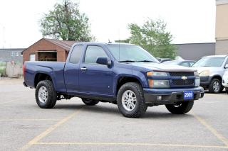 Used 2009 Chevrolet Colorado LT w/1SA for sale in Brampton, ON
