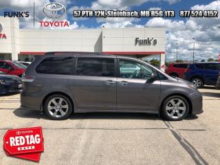 Used 2013 Toyota Sienna 5DR SE 8-PASS FWD for sale in Steinbach, MB