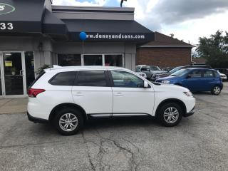 Used 2017 Mitsubishi Outlander ES for sale in Mississauga, ON