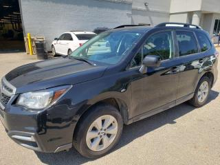 Used 2018 Subaru Forester CONVENIENCE for sale in Edmonton, AB