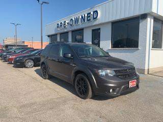 Used 2016 Dodge Journey SXT for sale in Brantford, ON