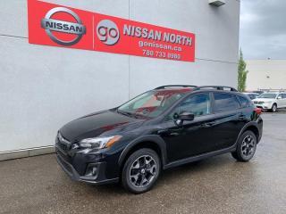 Used 2018 Subaru XV Crosstrek Sport 4dr AWD Sport Utility for sale in Edmonton, AB
