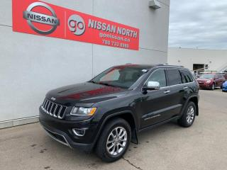 Used 2015 Jeep Grand Cherokee Limited 4dr 4WD Sport Utility for sale in Edmonton, AB