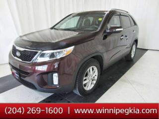 Used 2014 Kia Sorento 2.4L LX AT FWD *Accident Free!* for sale in Winnipeg, MB