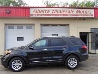 Used 2014 Ford Explorer XLT for sale in Edmonton, AB