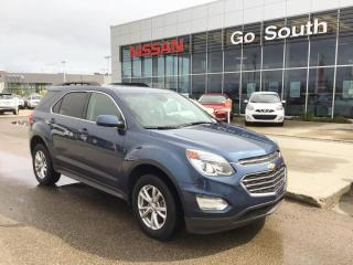 Used 2017 Chevrolet Equinox LT, AWD, AUTO for sale in Edmonton, AB