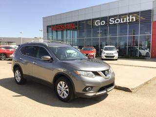 Used 2016 Nissan Rogue SV, AWD, AUTO, HEATED SEATS for sale in Edmonton, AB