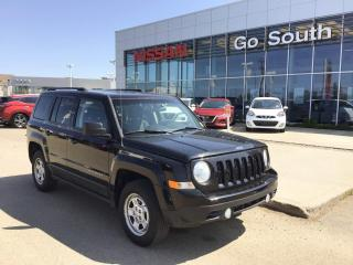 Used 2015 Jeep Patriot AC, CRUZ CONTROL, POWER LOCKS AND WINDOWS for sale in Edmonton, AB