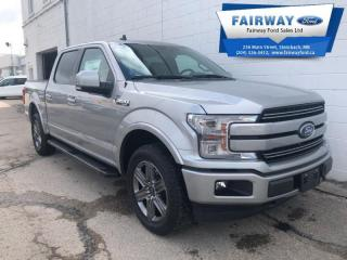 New 2020 Ford F-150 Lariat  - Leather Seats -  Cooled Seats for sale in Steinbach, MB