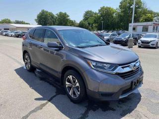 Used 2018 Honda CR-V LX 4dr FWD Sport Utility for sale in Brantford, ON