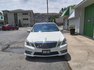 Used 2012 Mercedes-Benz E-Class E 350 for sale in Lucan, ON