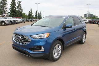 New 2020 Ford Edge SEL 201A | 2.0L EcoBoost AWD | Power Handsfree Liftgate | Reverse Camera | Reverse Sensing System | Blind Spot Monitors | Heated Seats | for sale in Edmonton, AB