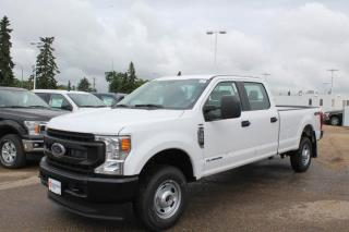 New 2020 Ford F-350 Super Duty SRW XL 610A | 4x4 SuperCrew | 6.7L V8 Diesel | Trailer Tow PKG | 5th Wheel Prep PKG | FordPass Connect for sale in Edmonton, AB