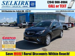 New 2020 Buick Envision Premium  - Sunroof - Power Liftgate for sale in Selkirk, MB