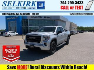 New 2020 GMC Sierra 1500 Elevation  -  Android Auto for sale in Selkirk, MB