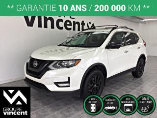 Used 2018 Nissan Rogue AWD ** GARANTIE 10 ANS ** VUS fiable et polyvalent! for sale in Shawinigan, QC