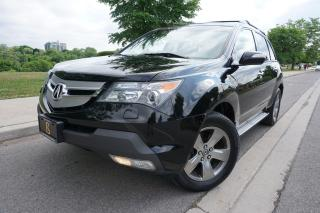 Used 2008 Acura MDX ELITE PACKAGE / STUNNING CONDITION / NO ACCIDENTS for sale in Etobicoke, ON