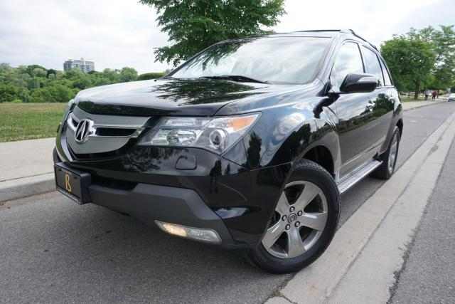 2008 Acura MDX ELITE PACKAGE / STUNNING CONDITION / NO ACCIDENTS