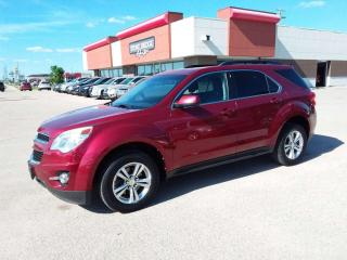 Used 2011 Chevrolet Equinox 2LT 4dr FWD Sport Utility Vehicle for sale in Steinbach, MB