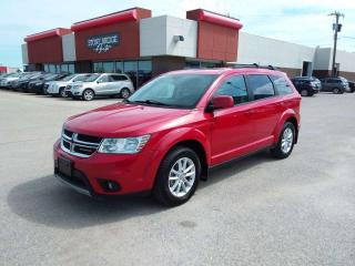 Used 2014 Dodge Journey SXT 4dr FWD Sport Utility for sale in Steinbach, MB