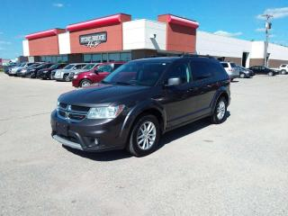 Used 2015 Dodge Journey SXT 4dr FWD Sport Utility for sale in Steinbach, MB