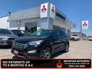 Used 2016 Hyundai Santa Fe Sport Base  - Trade-in - One owner - $55.26 /Wk for sale in Hamilton, ON