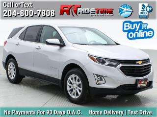 Used 2020 Chevrolet Equinox LT for sale in Winnipeg, MB