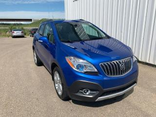 Used 2015 Buick Encore Convenience for sale in Red Deer, AB