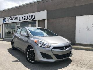 Used 2013 Hyundai Elantra GT AUTOMATIC-HEATED SEATS for sale in Toronto, ON