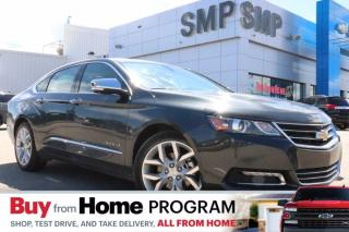 Used 2019 Chevrolet Impala Premier - Heated Leather, Panoramic Sunroof, Remote Start for sale in Saskatoon, SK