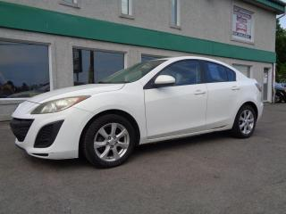 Used 2011 Mazda MAZDA3 Berline 4 portes, boîte manuelle, GS for sale in St-Jérôme, QC