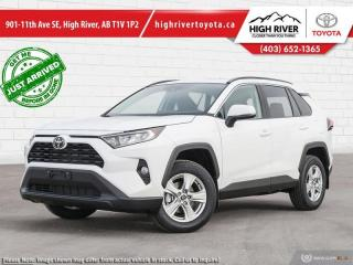 New 2020 Toyota RAV4 XLE AWD  - Sunroof for sale in High River, AB