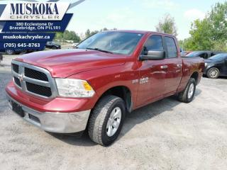 Used 2015 RAM 1500 SLT for sale in Bracebridge, ON