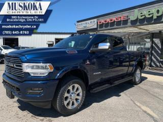 New 2019 RAM 3500 Laramie  - Leather Seats - Navigation for sale in Bracebridge, ON