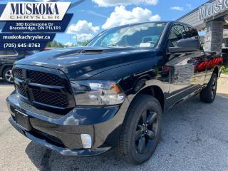 New 2020 RAM 1500 Classic Express  - Night Edition for sale in Bracebridge, ON