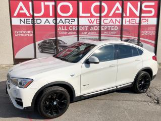 Used 2018 BMW X4 xDrive28i-ALL CREDIT ACCEPTED for sale in Toronto, ON