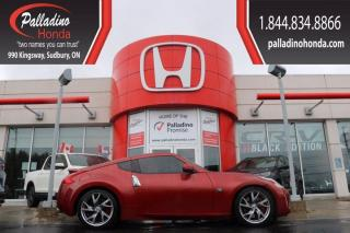 Used 2014 Nissan 370Z Touring- HEATED SEATS, RWD- LOW KM for sale in Sudbury, ON