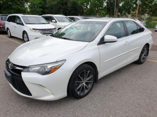 Used 2015 Toyota Camry XSE for sale in Brampton, ON