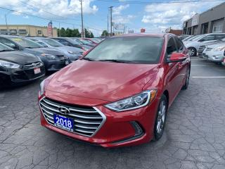 Used 2018 Hyundai Elantra GL for sale in Hamilton, ON
