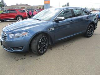 Used 2019 Ford Taurus LIMITED for sale in Wetaskiwin, AB