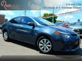Used 2015 Toyota Corolla LE.Automatic.ReverseCamera.Bluetooth.OneOwner for sale in Kitchener, ON