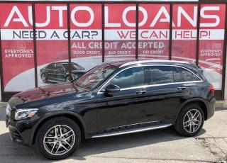 Used 2018 Mercedes-Benz GL-Class GLC 300-ALL CREDIT ACCEPTED for sale in Scarborough, ON