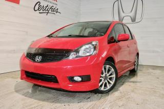 Used 2014 Honda Fit Sport for sale in Blainville, QC