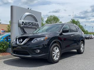 Used 2016 Nissan Rogue SV for sale in Drummondville, QC