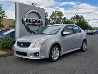 Used 2012 Nissan Sentra SR for sale in Drummondville, QC