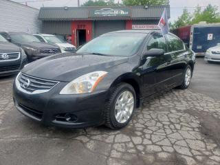 Used 2011 Nissan Altima Berline 4 portes I4, boîte for sale in Lemoyne, QC