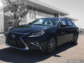 Used 2016 Lexus ES 350 Low Kilometers! Local! for sale in Winnipeg, MB