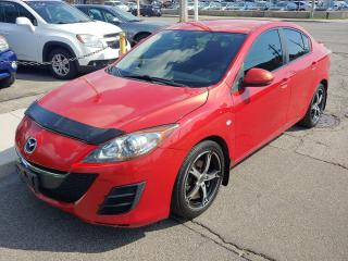 Used 2010 Mazda MAZDA3 ***Very Cool Looking Car/Nice Rims/Only 171000 kms*** for sale in Hamilton, ON