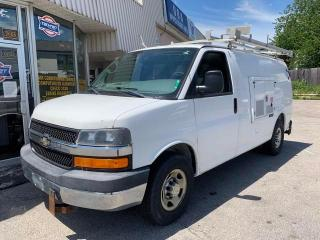 Used 2009 Chevrolet Express Cargo Van for sale in Burlington, ON