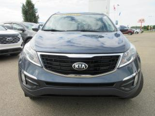 Used 2014 Kia Sportage for sale in Drayton Valley, AB